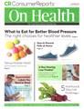 Consumer Reports On Health Magazine | 11/2019 Cover