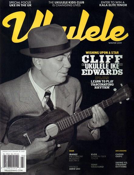 Ukulele Cover - 12/1/2019