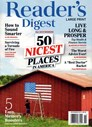 Reader's Digest Large Print | 11/2019 Cover