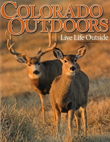 Colorado Outdoors Cover - 9/1/2019