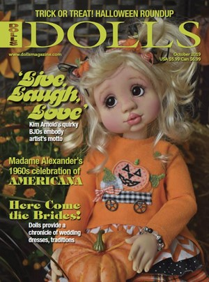 Dolls Magazine | 10/2019 Cover