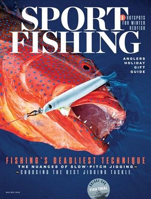 Sport Fishing Magazine | 11/2019 Cover