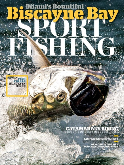 Sport Fishing Cover - 9/1/2019