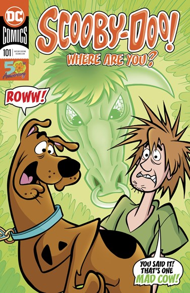 Scooby Doo, Where Are You? Cover - 12/1/2019