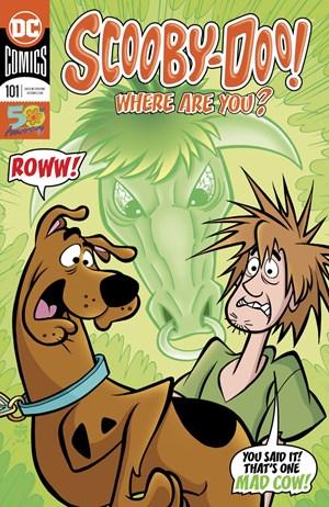 Scooby Doo Magazine | 12/2019 Cover