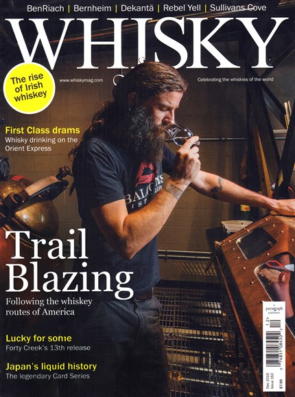 Whisky Cover - 12/1/2019