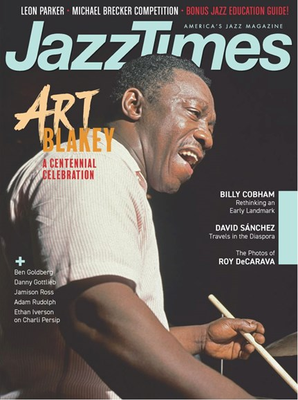 JazzTimes Cover - 11/1/2019