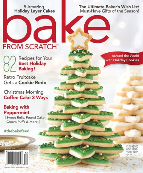 Bake From Scratch Cover - 11/1/2019