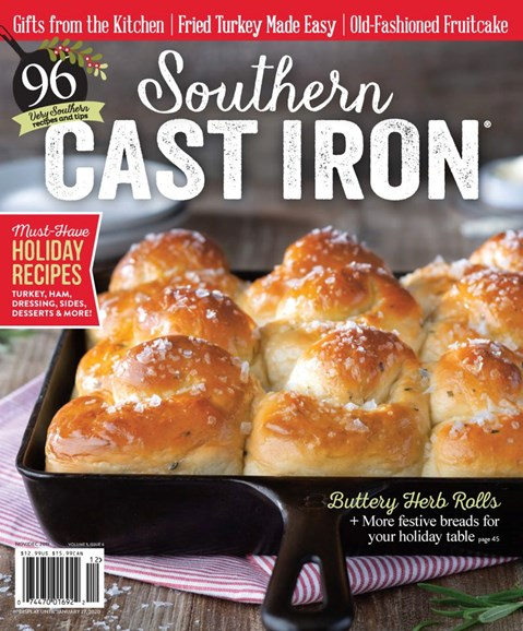 Southern Cast Iron Cover - 11/1/2019