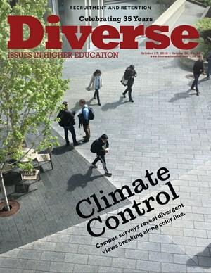 Diverse Magazine | 10/17/2019 Cover