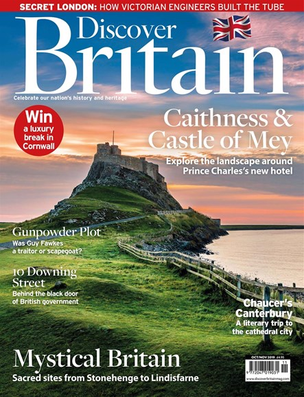 Discover Britain Cover - 10/1/2019