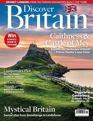 Discover Britain Magazine | 10/2019 Cover
