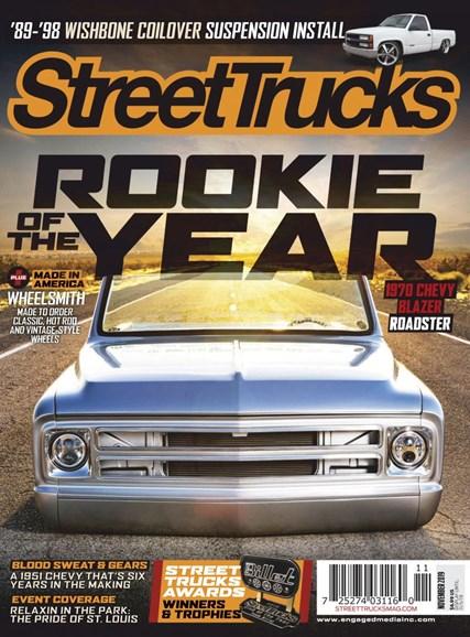 Street Trucks Cover - 11/1/2019