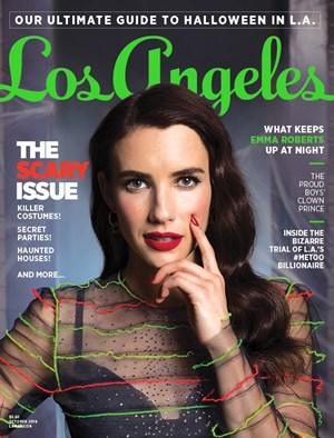 Los Angeles Magazine | 10/2019 Cover