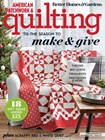 American Patchwork & Quilting Magazine | 12/1/2019 Cover
