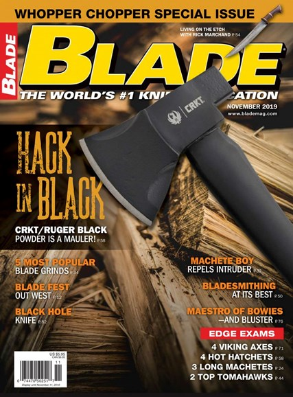 Blade Cover - 11/1/2019