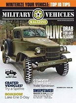 Military Vehicles | 12/2019 Cover