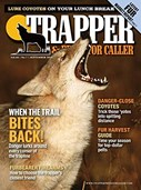 Trapper and Predator Caller Magazine | 9/2019 Cover