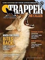Trapper & Predator Caller   9/2019 Cover