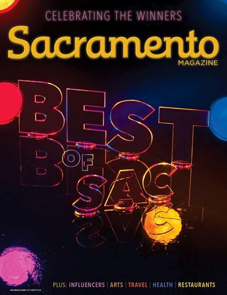 Sacramento Cover - 10/1/2019