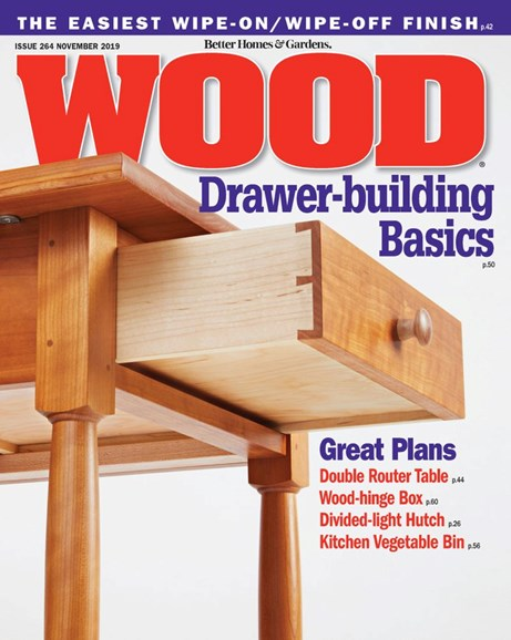 Wood Cover - 11/1/2019