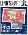 Linn's Stamp News Magazine | 10/21/2019 Cover