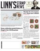 Linn's Stamp News Magazine 10/28/2019