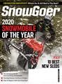 Snow Goer Magazine   11/2019 Cover