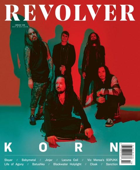 Revolver Cover - 10/1/2019