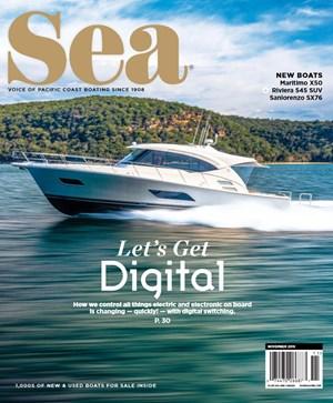 Sea Magazine | 11/2019 Cover