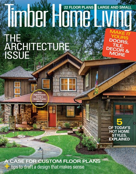 Timber Home Living Cover - 11/1/2019