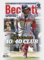 Beckett Sports Card Monthly Magazine | 11/2019 Cover