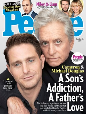 People Magazine   10/28/2019 Cover