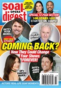 Soap Opera Digest Magazine | 10/28/2019 Cover