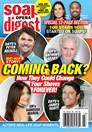 Soap Opera Digest Magazine   10/28/2019 Cover
