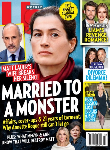 Us Weekly Cover - 10/28/2019