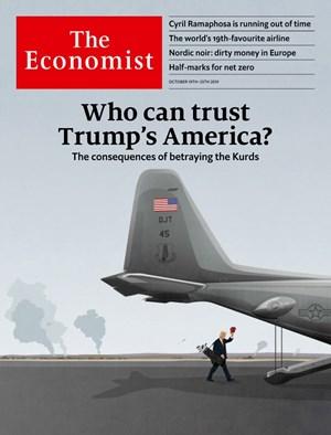 Economist | 10/19/2019 Cover