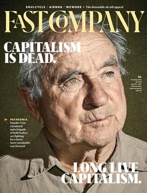 Fast Company Magazine | 11/2019 Cover