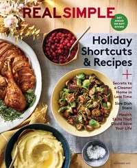 Real Simple Magazine | 11/1/2019 Cover