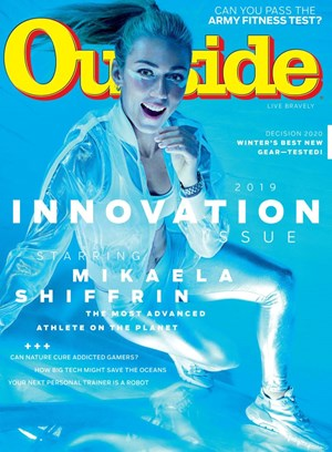 Outside Magazine | 11/2019 Cover