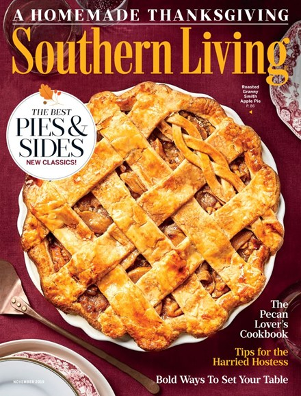 Southern Living Cover - 11/1/2019