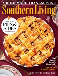 Southern Living Magazine | 11/1/2019 Cover