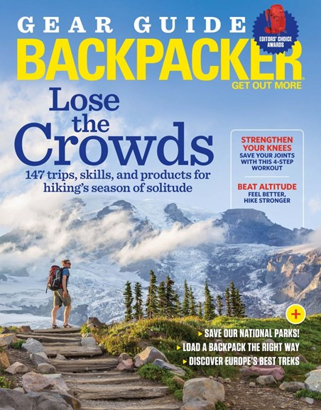 Backpacker Cover - 11/1/2019