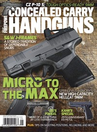 Concealed Carry Handguns | 12/2019 Cover