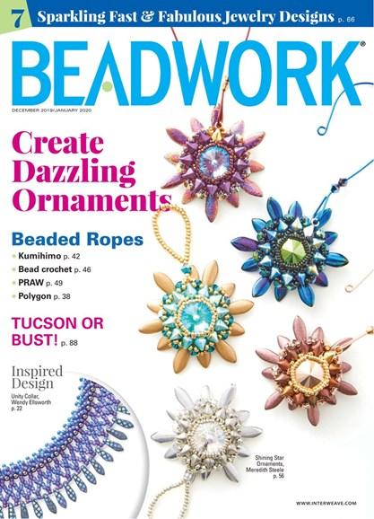 Beadwork Cover - 12/1/2019