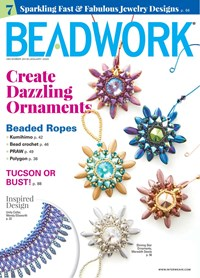 Beadwork Magazine | 12/2019 Cover