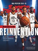 Sports Illustrated Magazine 10/21/2019