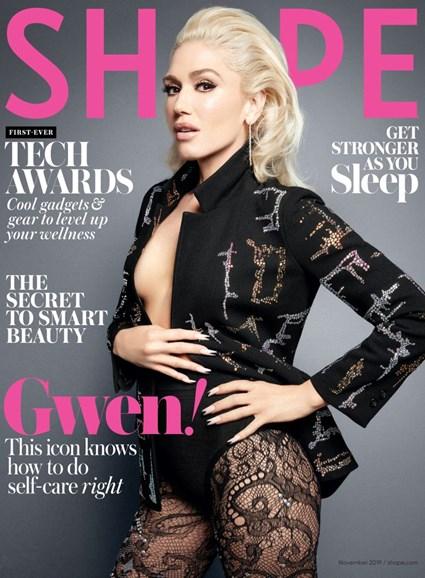 Shape Cover - 11/1/2019