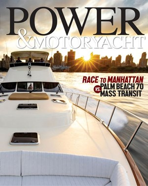 Power & Motoryacht Magazine | 11/2019 Cover