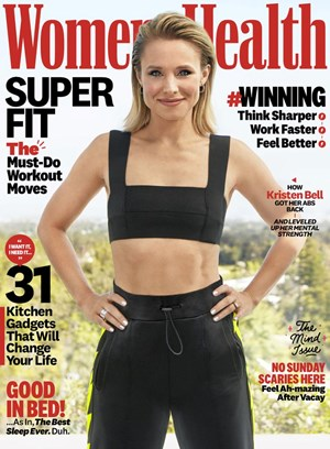 Women's Health Magazine | 11/2019 Cover